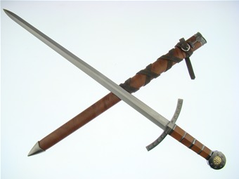H-26035WD KNIGHTS TEMPLAR SWORD [Frost Cutlery]