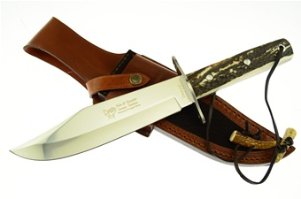 "HRDS-3107DS1 H&R DMND SERIES BOWIE STAG 13"" [Hen & Rooster]"