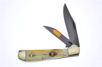 "SW-104SC 3.25"" SECUT BN LCKNG COPPERHEAD [Steel Warrior]"