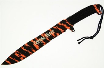 T22066OR ORANGE CAMO HUNTER TOP [Frost Cutlery]