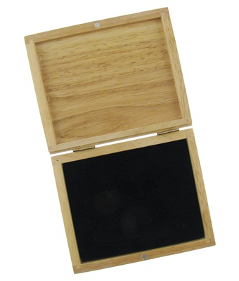 WD001 WOOD BOX W/INSERT [Frost Cutlery]