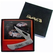 15-483DE/CB EARNHARDT STAINLESS W/ BOX/CARD [Frost Cutlery • Collectors' Items • Commemorative Sets]