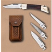 2031 CASE ROSEWOOD XX-CHANGER W/ TIN [Case • Pocket Knives]