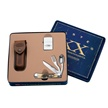 6000 CASE HOBO W/SPOON SET AMBER/DISC [Case • Gift Sets]