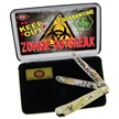 CAT-ZB/WSB CASE TRAPPER WSB ZOMBIE W/DSIPLY [Case • Collectors' Items • Collectors' Tins]