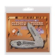 CU16-CP214 CLEMSON NAT.CHAMP.214SS CLAMPACK [Frost Cutlery • Collectors' Items • Commemorative Sets]