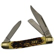 "HF-066IS HF LG STCKMN IMI.STAG 4 5/8"" [Honk Falls • Pocket Knives]"