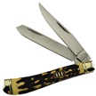 "HF-508IS HNK FALLS TRPPER IMI.STAG 3 7/8"" [Honk Falls • Pocket Knives]"