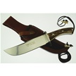 HRDS-0001DS3 BOWIE DEER STAG W/BF SHEATH 12.5 [Hen & Rooster • Fixed Blades]