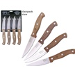 "HRI-030 9"" H&R 4PC STEAK KNIFE SET [Hen & Rooster Int'l • Kitchen Sets]"