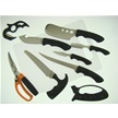 KC231SET BIG GAME PROCESSING KIT [Frost Cutlery • Fixed Blades & Hunters • Skinning Knives]