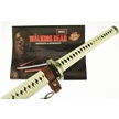 MC-WD001P WALKING DEAD KATANA [Master Cutlery • Collectors' Items • Licensed Properties]