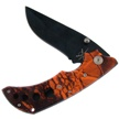"TA-008OC 4.5"" ORANGE CAMO SNAPSHOT TAC [Tac Assault • Tacticals & Folders • Speed Safe]"