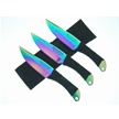 TT007S-3 JACK RIPPER THROWER SET [Frost Cutlery • Fixed Blades • Throwing Knives]