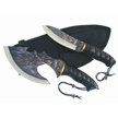 TY0091 GRIM REAPER COMBO [Frost Cutlery • Fixed Blades & Hunters • Fantasy]