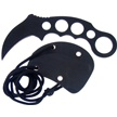 YC-9103 BLACK KARAMBIT [Frost Cutlery • Fixed Blades & Hunters]