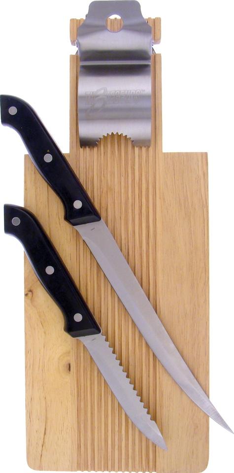 Frost Cutlery T3l Tail Flip Fillet Knife Set T3l 2429